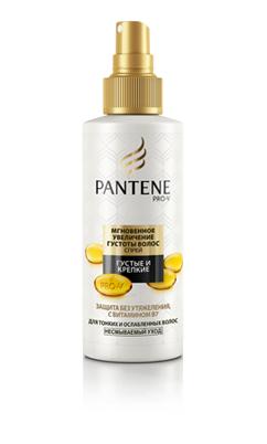 Спрей пантин для волос отзывы
