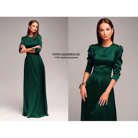 Атласное платье: советы по подбору | Модария: блог о моде и стиле