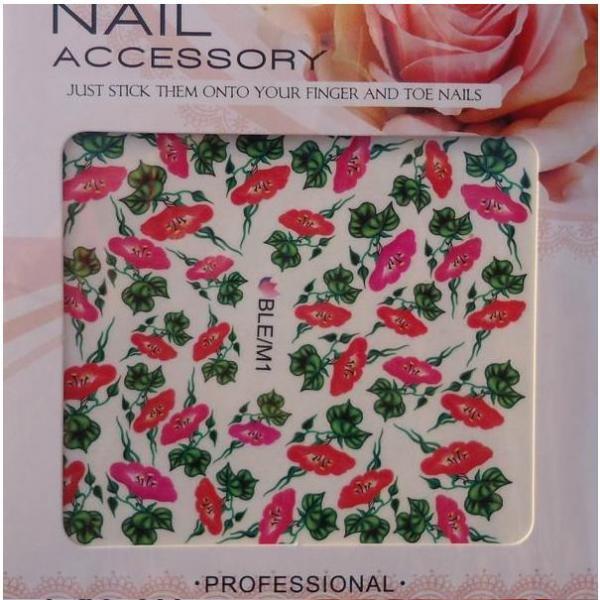 Nail Accessory наклейки инструкция - фото 2