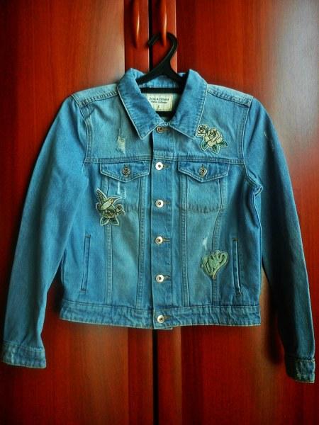 2035048e1f2 Джинсовая куртка Zolla 227245D2Y011 - отзывы