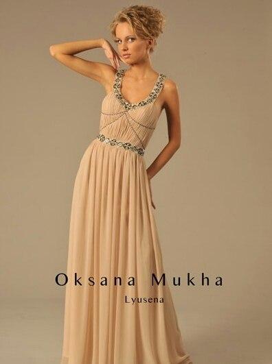 b20dd53883e Вечернее платье Oksana Mukha (Оксана Муха) Люсьена фото