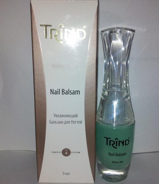 Средство для укрепления ногтей Trind Nail Balsam   Отзывы покупателей