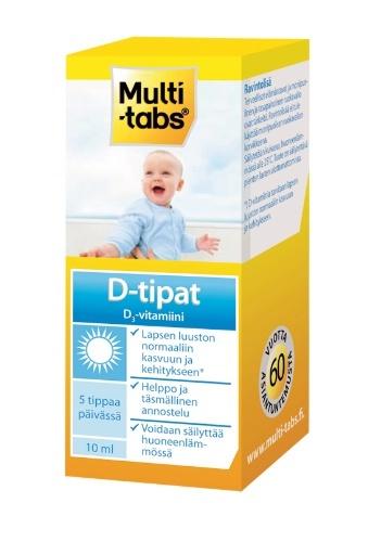 финский мульти табс витамин д3 инструкция