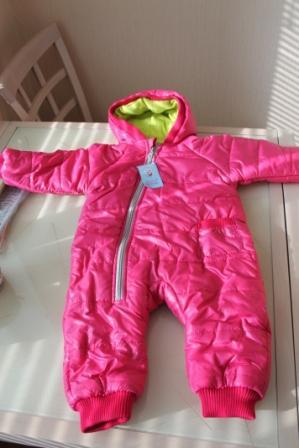 c62ba44ca Комбинезон AliExpress Kids warm jumpsuit Children cotton padded ...