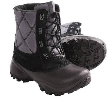 Зимние ботинки Columbia Rope Tow II - «Детские зимние ботинки ... 6436f2f38d5