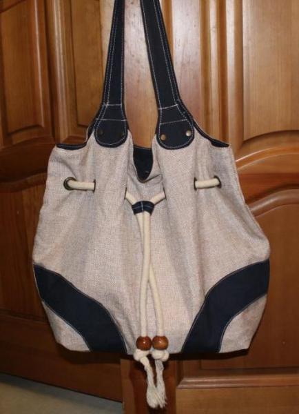 Фото Ив роше пляжная сумка.