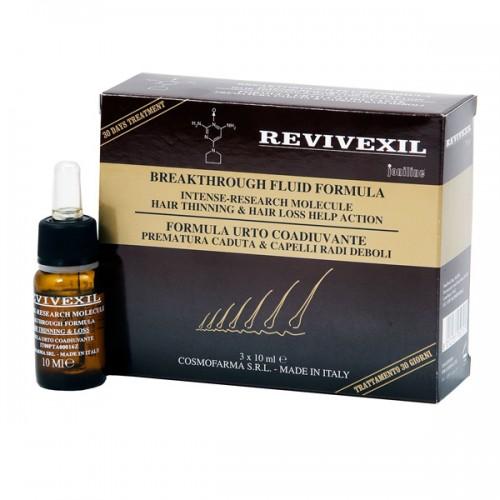 Комплекс для восстановления волос в ампулах