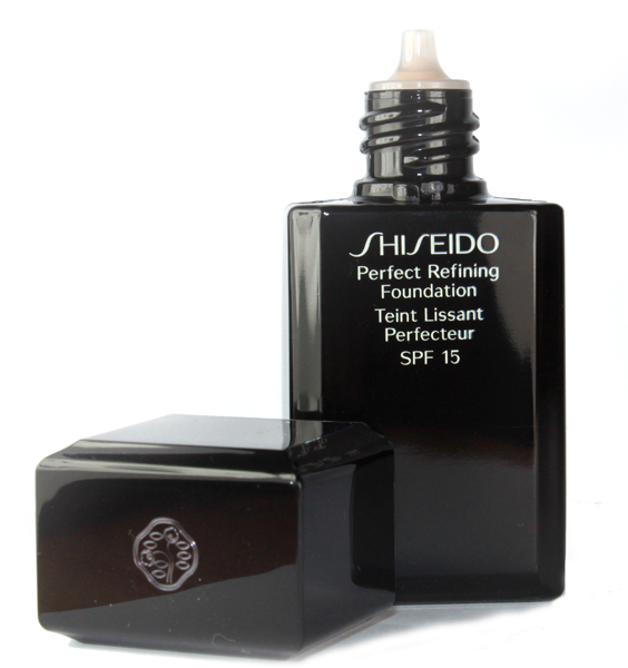 shiseido perfect refining foundation. Black Bedroom Furniture Sets. Home Design Ideas