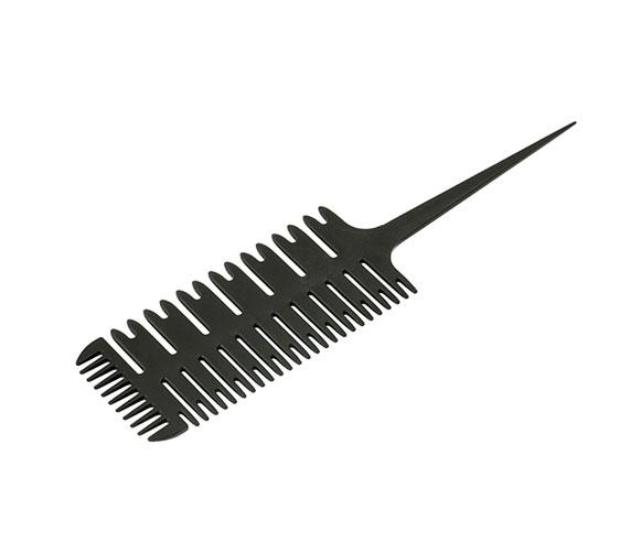 Расчёска для мелирования волос