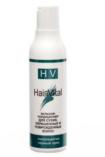 Бальзам для сухих окрашенных волос