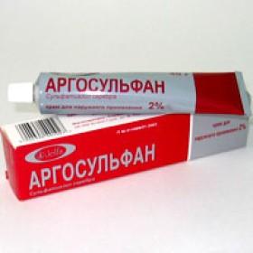 Аргосульфан гель инструкция по применению