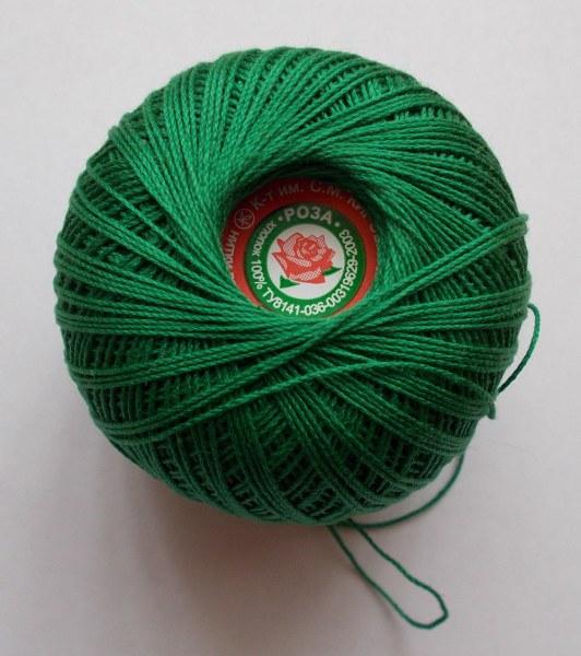 Rose нитки для вязания 63