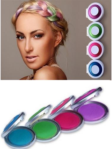 Тени для волос цветные купить