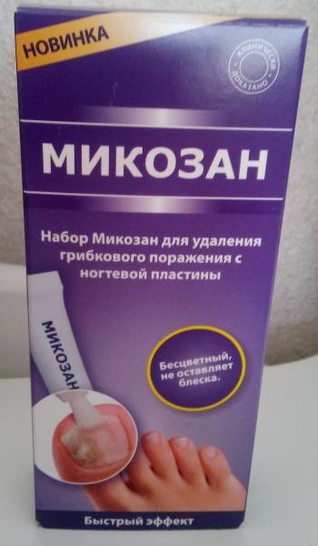 Как лечить ногтевой грибок чайным грибом