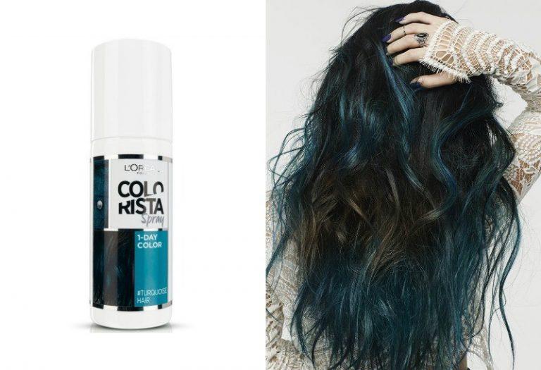 Спрей лореаль цветной для волос