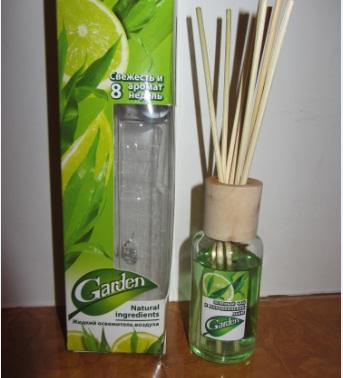 Ароматизатор жидкий с палочками
