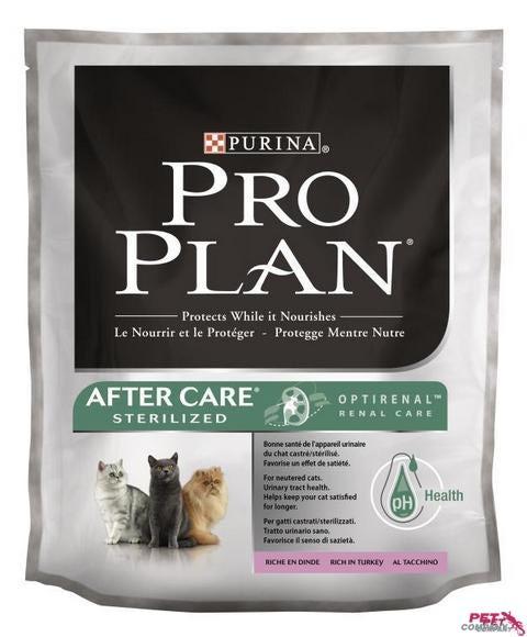 Корм для кастрированного кота проплан
