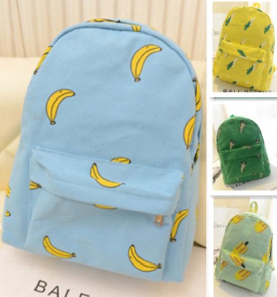 Рюкзаки print bananas отзывы о рюкзаке рейсеры от gulliver