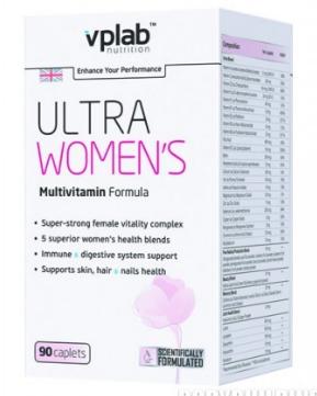 Ultra womens витамины vplab инструкция