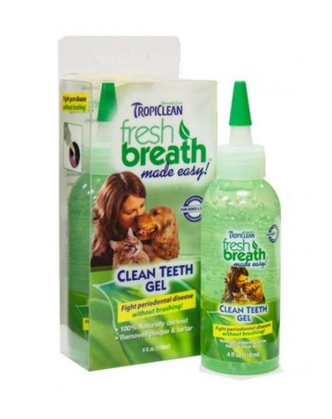 Гель зубной для собак