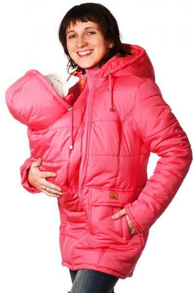 Данная зимняя слингокуртка Мать-ехидна (слингокуртка.