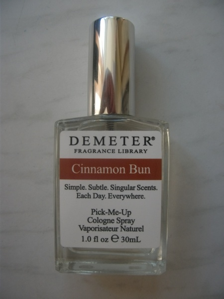 Demeter Cinnamon Bun отзывы покупателей