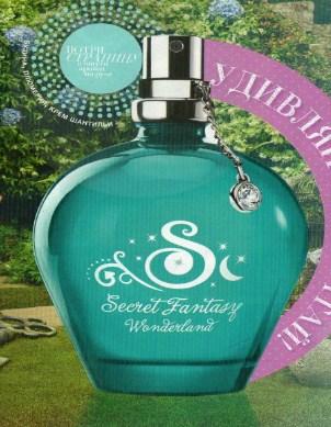 Avon Secret Fantasy Wonderland отзывы покупателей