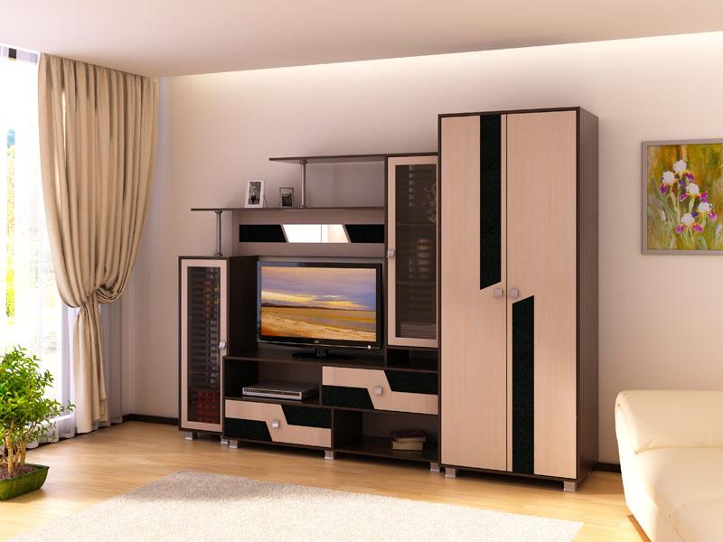 модульная мебель для гостиной нота 9 мф Sv мебель г пенза