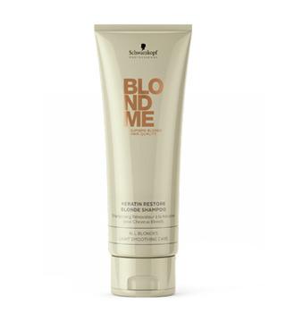 Шампуни для волос blondme