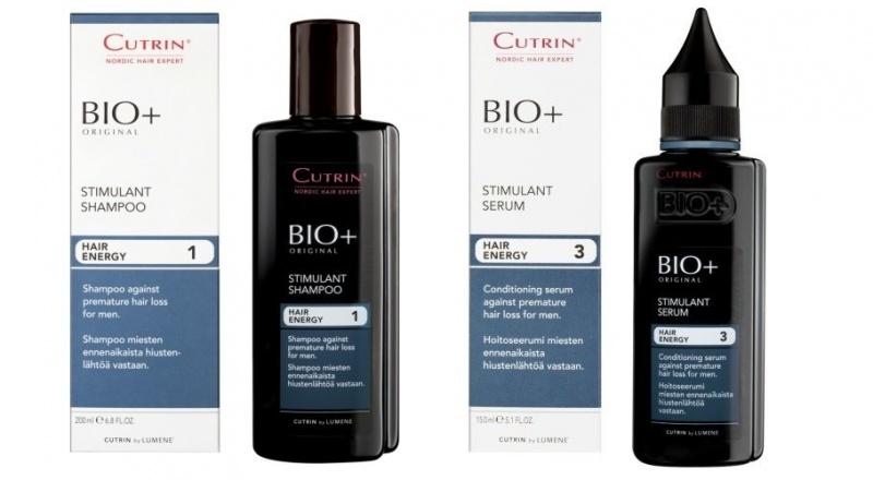 Средство от выпадения волос для мужчин