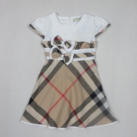 Детское платья барбери