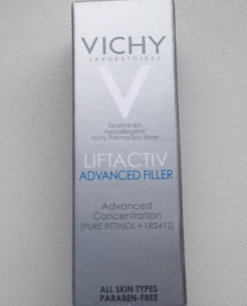 Vichy Liftactiv Advanced Инструкция