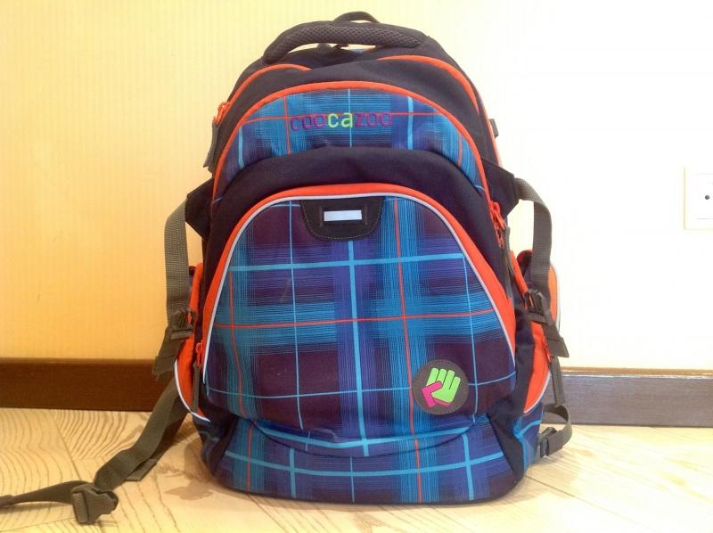 0002760d5ab3 Школьный рюкзак Hama Hama