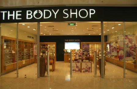 0a830a98d0b03 THE BODY SHOP, Сеть магазинов | Отзывы покупателей