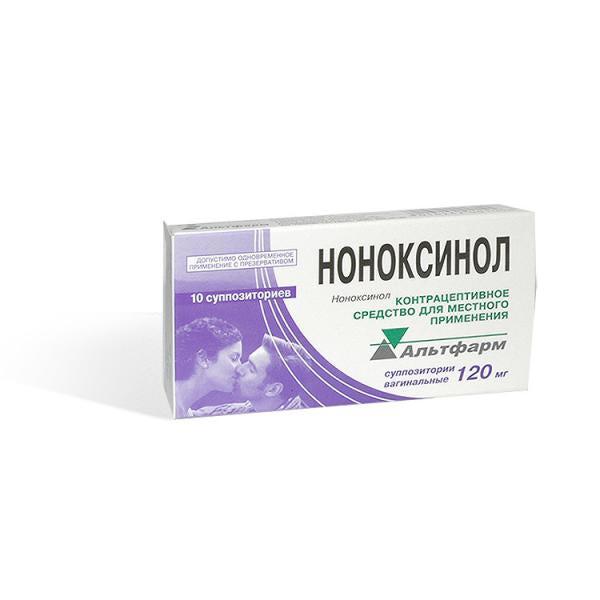 Презерватив со спермицидной смазкой 9 ноноксинол