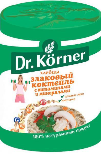хлебцы dr korner отзывы диетологов