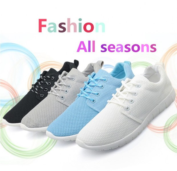 Кроссовки Aliexpress Women Breathable Mesh Shoes Size 35-40 Fashion Women  Casual Shoes Zapatillas Deportivas Trainer Free Shipping Ladies Shoes YD85  - ... 5f8b8cb7a90