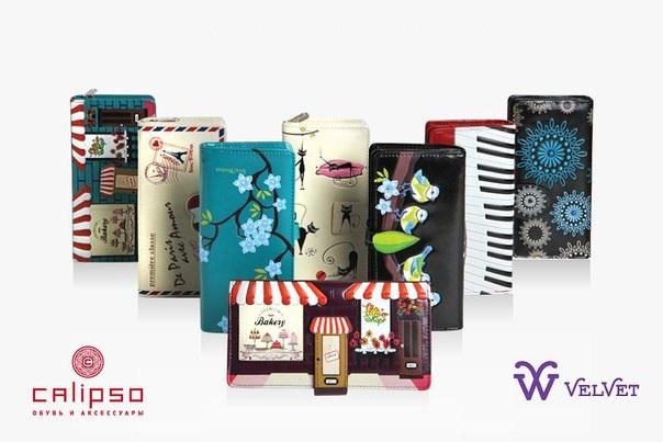 b7452a1ec Женский кошелек Calipso Shagwear Canada for VelVet   Отзывы покупателей