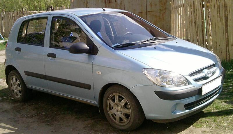 hyundai getz 2007 отзывы