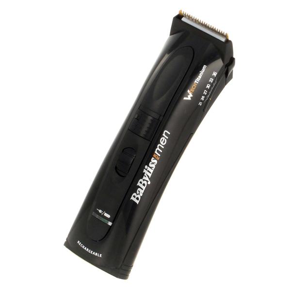 машинка для стрижки волос Babyliss For Men инструкция img-1