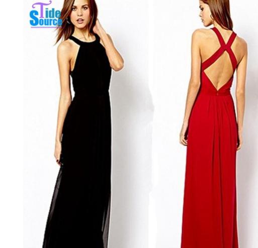 Длинное платье в пол с алиэкспресс