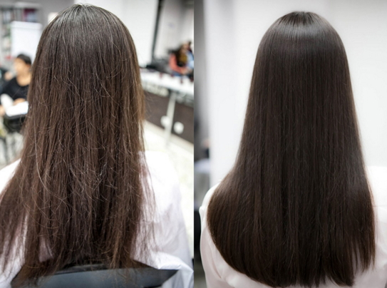 Как самой себе подстрич волосы