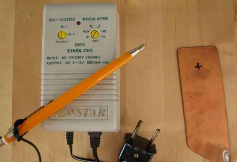 Самодельные электроэпиляторы