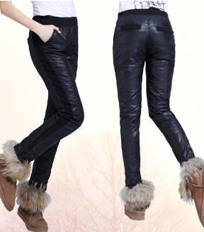 брюки женские зимние