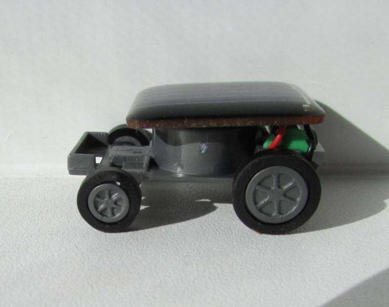 Машинка на солнечной батарее с алиэкспресс