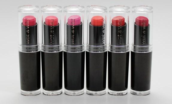 губная помада Wet N Wild Mega Last Matte Lip Color отзывы покупателей