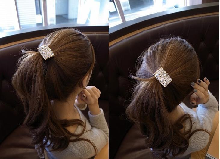 Красивые резинки для волос  видео