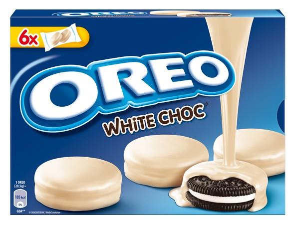 орео с белым шоколадом