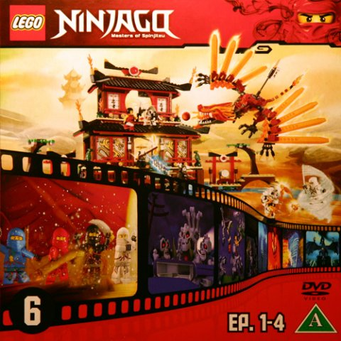 Лего ниндзяго: мастера кружитцу / lego ninjago: masters of.