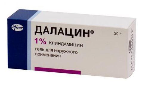Метрогил вагинальный крем далацин гель